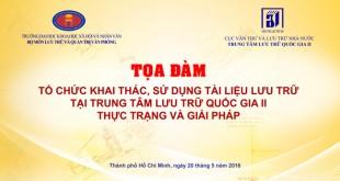 Phong Toa dam